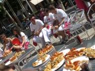 Degustaciones y conciertos en Calahorra