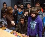 Grupo de 2º ESO del Escultor Daniel