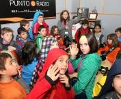3º de primaria del colegio Cra.  de Uruñuela