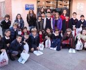 Visita de los alumnos de 4ºC del Colegio La Enseñanza
