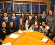 Alumnas del Centro FP La Planilla