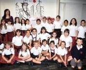 Alumnos de 2º B de Compañía de María