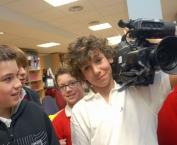 Alumnos de 1º de Maristas visitan La Rioja