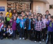 4º de primaria del colegio Cra. de Uruñuela