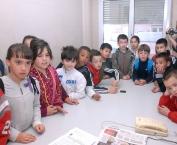 3º de Primaria del Colegio Miguel de Cervantes de Fuenmayor