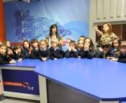 Visita de los alumnos de Escolapias de 1A (II)
