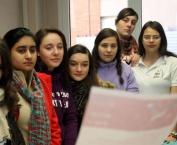 Visita a Diario La Rioja de 2 de la ESO del IES Escultor Daniel